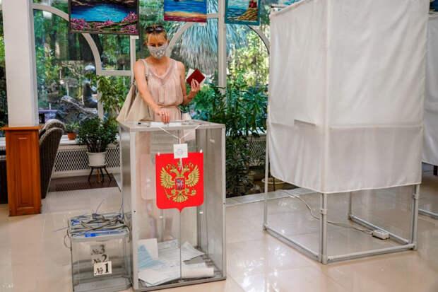 На Кубани начался второй день голосования