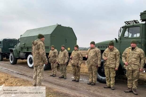 Коронавирус в ВСУ: в штабе ООС сообщили, что известного о смерти наводчика «Азова»