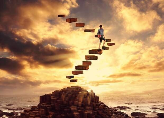 Продвижение к Богу – это изменение своего характера, который постепенно начинает жить в режиме любви