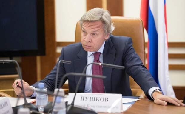 Алексей Пушков. Фото из открытых источников