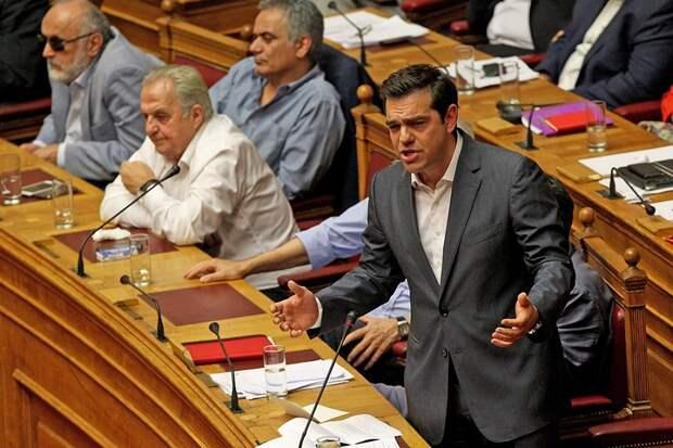Греция выступит против продления санкций, но проголосует за