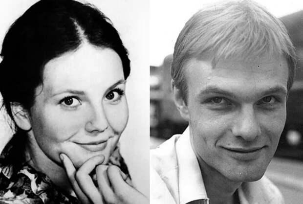 М. Зубарева и её второй муж Игорь Шавлак