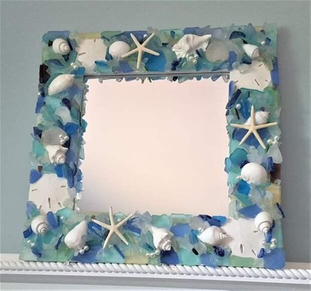 морские стеклышки что сделать с ними из них