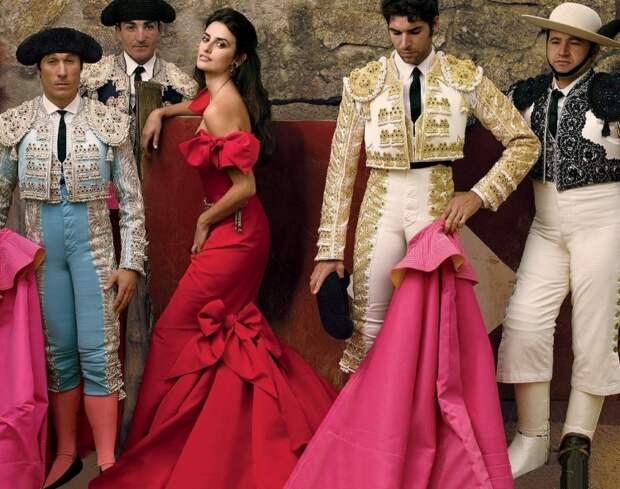 Традиционные свадебные наряды Испании