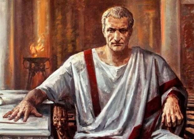 По одной из версий, Юлий Цезарь появился на свет посредством кесарева сечения / Фото: gazetavolgodonsk.ru