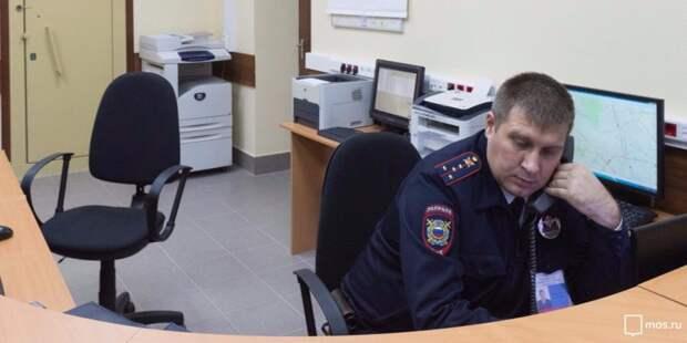 За пять месяцев в районе Сокол было совершено более 200 краж