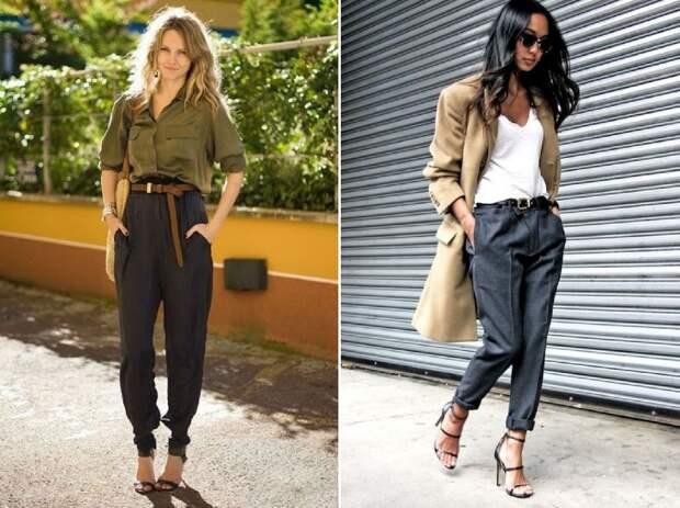 модные брюки 2019 женские