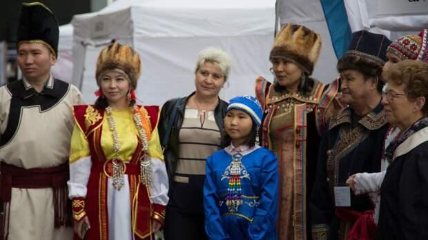 Первый уличный Фестиваль тюркской истории и культуры прошел в столице. Фото: mos.ru