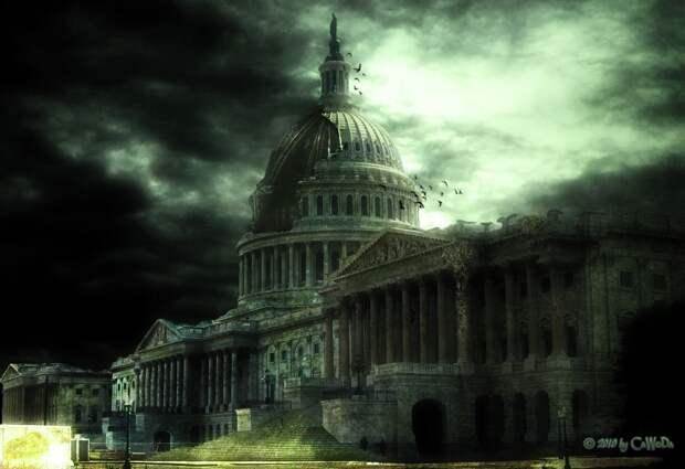Семь кризисов Америки, заборы вокруг Капитолия и меланиновое превосходство