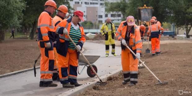 Установка ограждений во дворе во 2-м Войковском проезде не предусмотрено реализуемым проектом — управа