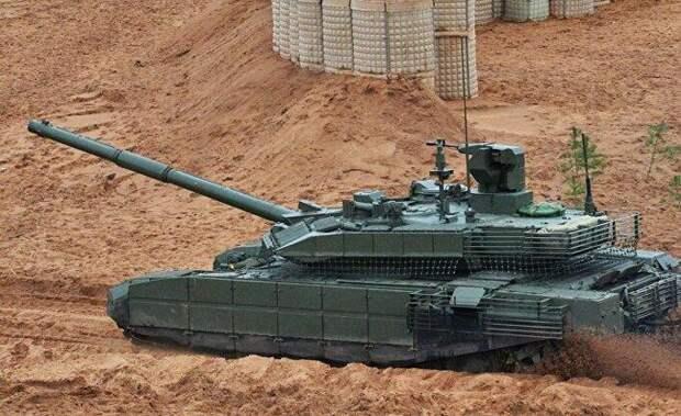 Yahoo News Japan (Япония): российский «монстр» танк Т-90М «Прорыв» поступает в войска