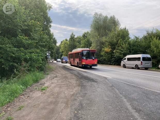 В Ижевске завершается ремонт по нацпроекту «Безопасные и качественные автомобильные дороги»