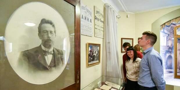 Посвященная Антону Чехову выставка пройдет в Главархиве Москвы. Фото: mos.ru