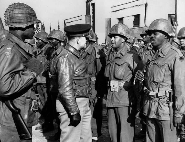 СЕКСУАЛЬНЫЕ ПРЕСТУПЛЕНИЯ АМЕРИКАНЦЕВ В ЕВРОПЕ В 1942-1945 ГОДАХ
