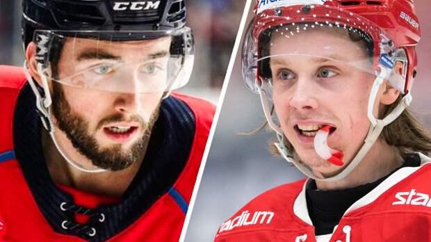 5 неочевидных легионеров для клубов КХЛ. Одетт начинал со звездами НХЛ, Нобельс портил нам нервы в финале Пхенчхана