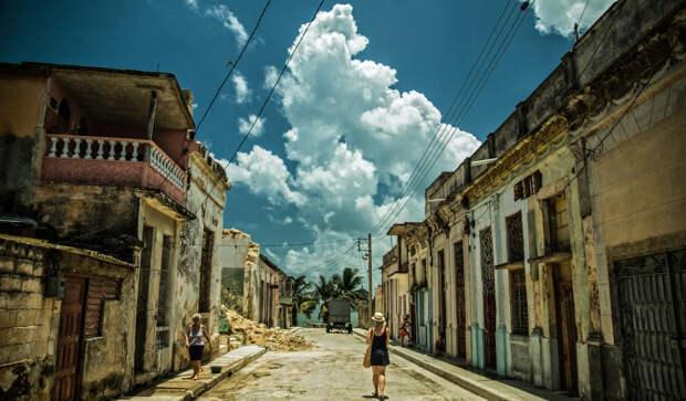 Протесты на Кубе и их освещение в российских СМИ