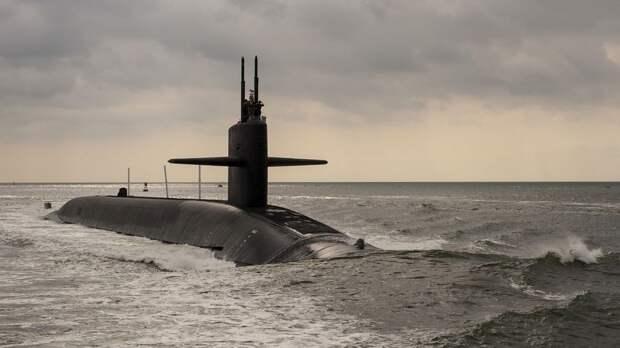 С карт в Антарктиде исчезли следы германской подводной лодки