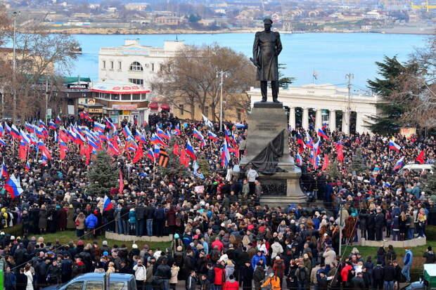 Крымская Весна - еврейский план отложен. Фото из открытых источников.