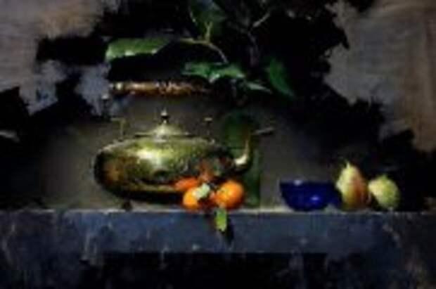 Art: Магия света и цвета в загадочных натюрмортах американского художника Дэвида Чейфица