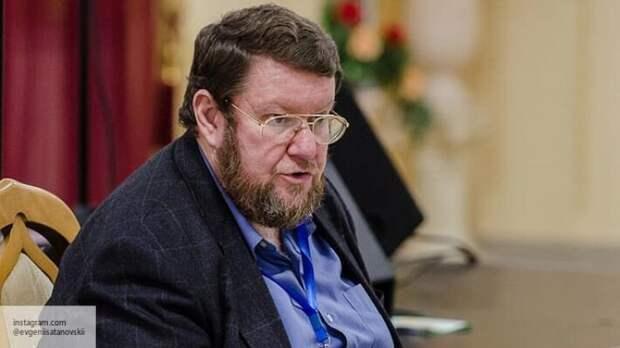 Сатановский рассказал о серьезных планахспецслужб Украины в России