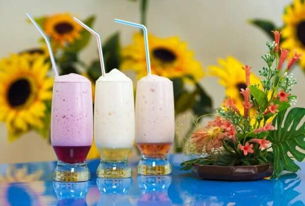 Кислородные коктейли для здоровья человека