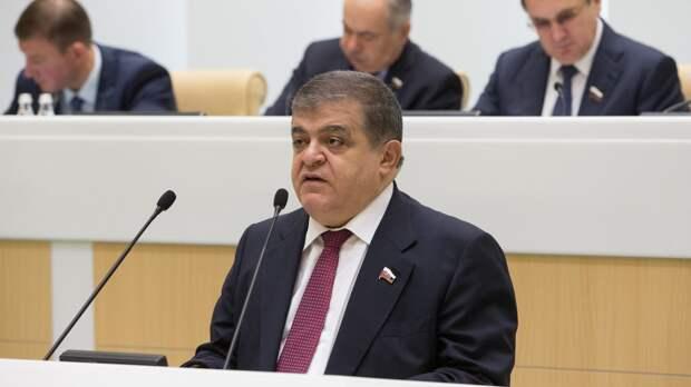 Сенатор Джабаров подтвердил намерения России работать с любым правительством Германии