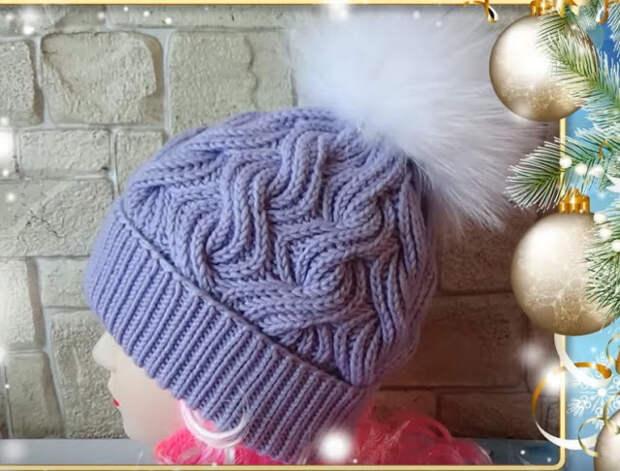 Жакет и шапка + варежки спицами