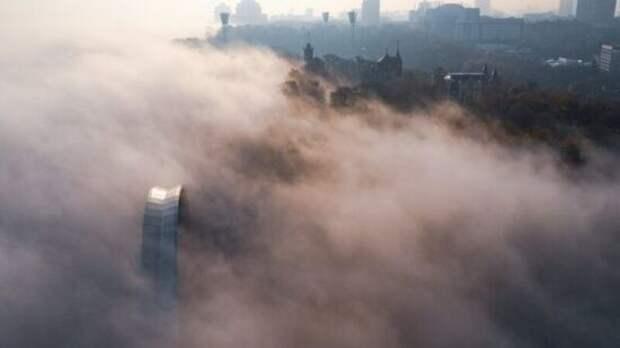 Опасный смог над Киевом: откуда он взялся и как с ним живут украинцы