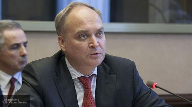 Антонов назвал санкции США против российских НИИ беспочвенными