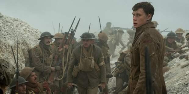 «1917»: Маленькие мужчины Сэма Мендеса