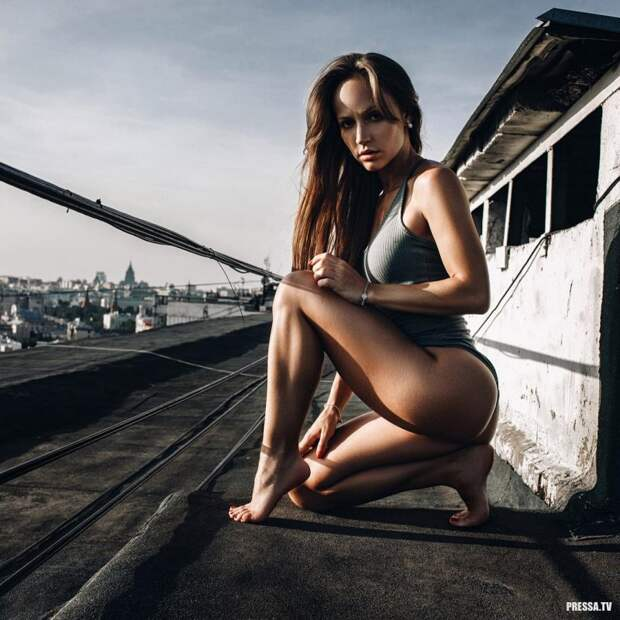 Девушка дня - Соня Солдатова