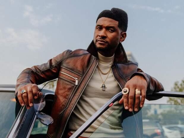 Певец Usher стал отцом в четвёртый раз