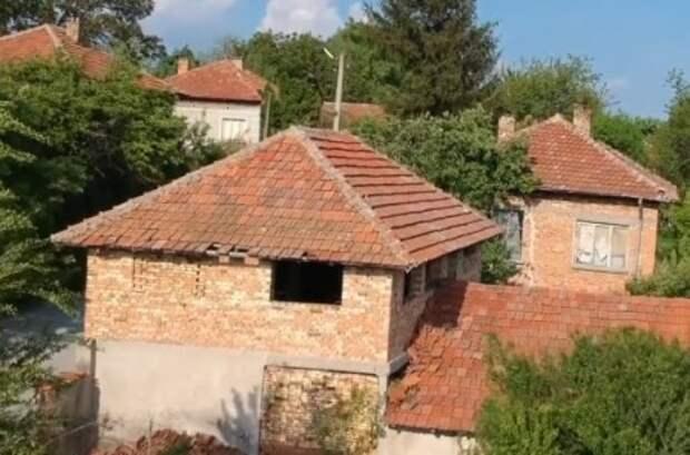 Опустевшие деревни Болгарии (2019)