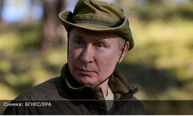 Отдых Путина: зарубежные СМИ и пинг-понг комментаторов.