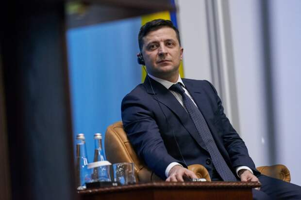 Зеленский надеется оккупировать Крым