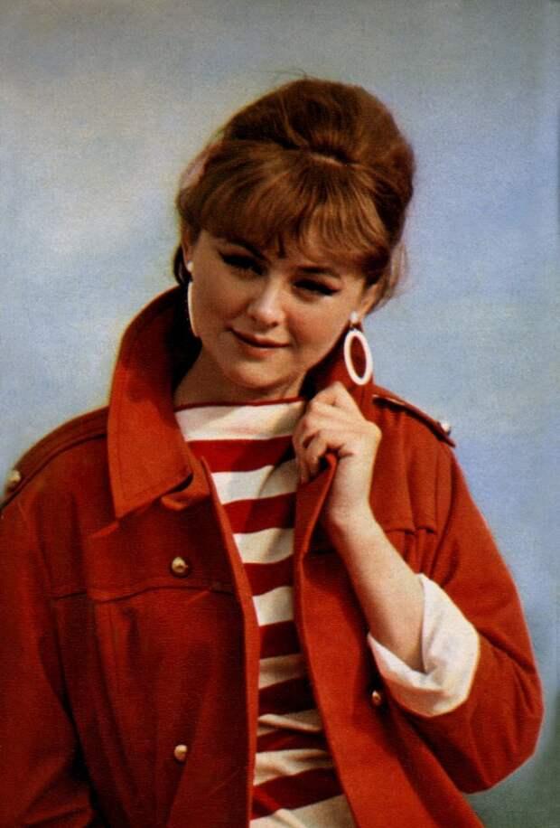Наталья Селезнева, 1960-е годы.