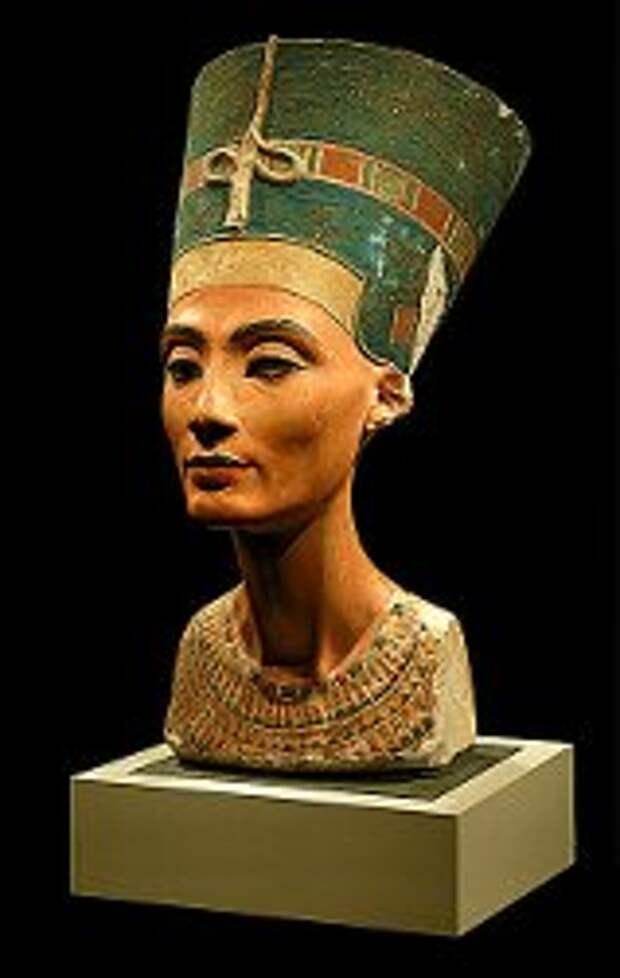 Косметика древнего Египта.