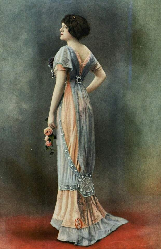 """""""Les Modes"""", 1910 год"""