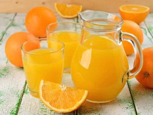 Цитрусовый морс из лимона и апельсина. Витаминный напиток для всей семьи 2