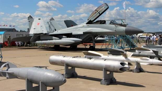 Индия заинтересовалась российскими истребителями МиГ-29К/КУБ на авиасалоне МАКС-2021