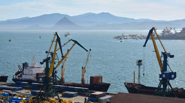 Запад рассматривает закрытие портов для России