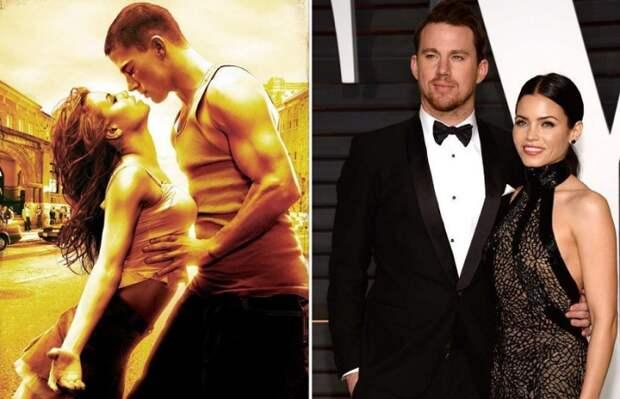 22 звёздные пары, которые полюбили друг в друга во время киносъемок