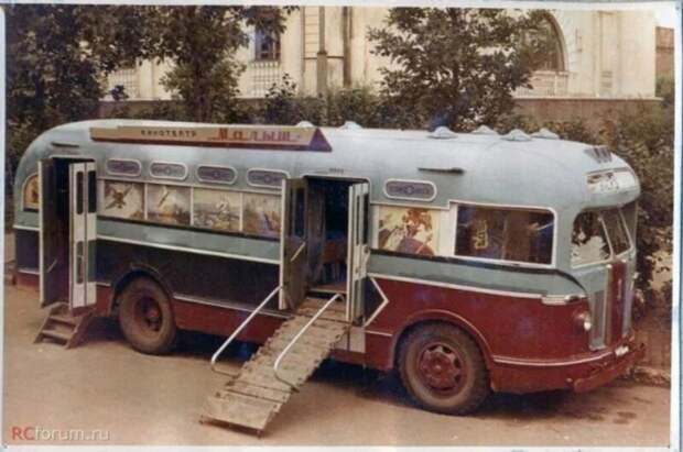 ЗИС-155 автобусы, транспорт, это интересно