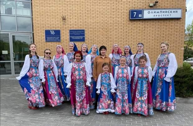 Семейный ансамбль народной песни в Алтуфьеве открыл набор для детей и взрослых