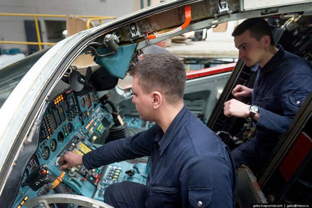Производство самолётов Ту-160, Ту-22М3 и Ту-214. КАЗ им. Горбунова. Фоторепортаж Славы Степанова