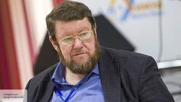 Сатановский удивился реакции бундестага на остановку «Северного потока — 2»