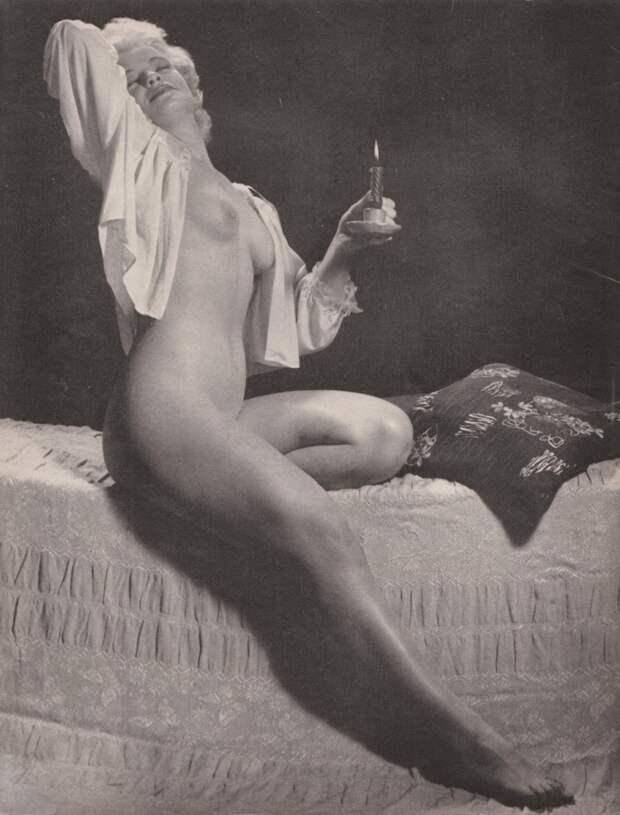 Бетти Ховард — звезда бурлеска