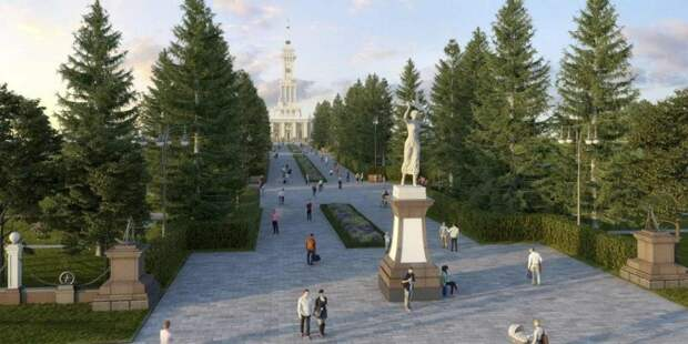 Собянин: Реставрацию Северного речного вокзала завершат ко Дню города. Фото: mos.ru