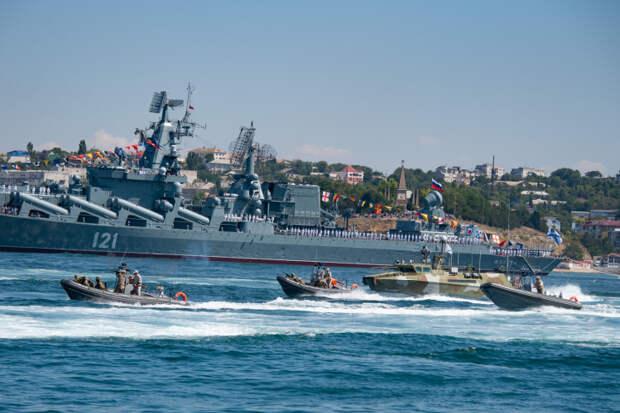 Из-за Дня ВМФ в Севастополе несколько дней будут ограничивать движение