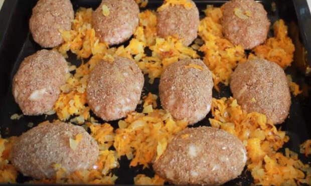Ленивые голубцы с рисом, капустой, фаршем, приготовленные в духовке – просто «Смак»